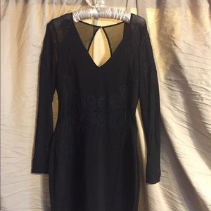 Guess cocktail dress, size 6, NWT